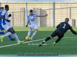 Calcio – Unione Bisceglie, impegnativa trasferta contro l'Ugento