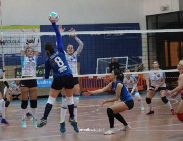 Pallavolo – L'Audax Andria torna al successo: vittoria al tie-break contro il quotato Cerignola. FOTO e VIDEO