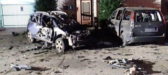 """Bomba ad auto carabiniere in servizio ad Andria, Marmo: """"Gravissimo, serve intervento duro dello Stato"""""""