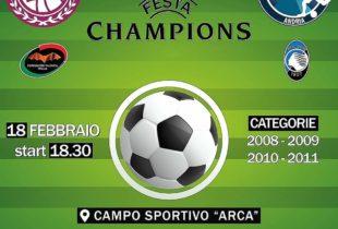 La Champions League si sposta ad Andria.