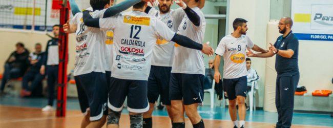 Pallavolo – La Florigel Andria non si ferma, sconfitto anche il lucera (3-0). FOTO