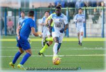 Calcio – Musa illude, stop per l'Unione Bisceglie ad Ugento