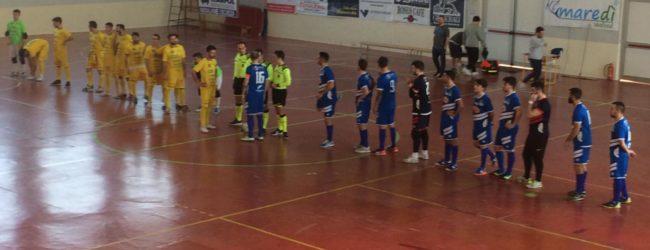 Futsal – La Florigel Andria rialza la testa: blitz a Monopoli con un tris di somma