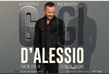 """Bari – Il 18 aprile """"Noi due in tour 2020"""" di Gigi D'Alessio"""