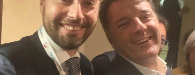 """Giovanni Leone nominato nell'Assemblea Nazionale di """"Italia Viva"""""""