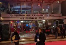 Batmagazine a Sanremo: interviste immagini e curiosità. VIDEO e FOTO