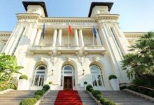 Trani – L' associazione Forme al galà del Casinò di Sanremo