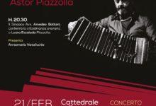Trani – Venerdì in Cattedrale concerto gratuito del Quintetto ufficiale Astor Piazzola