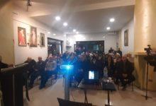 """Trani – Nuova chiesa di San Magno: """"la mandorla"""" simbolo della Cristianità. VIDEO e FOTO"""