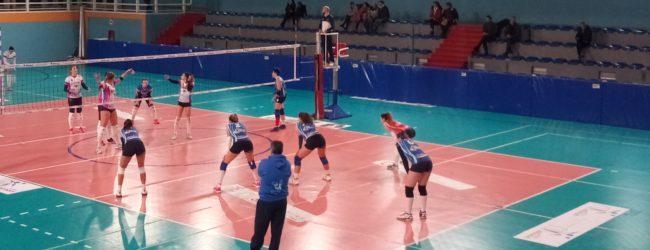 Volley – Terza sconfitta consecutiva per la Lavinia Group Trani