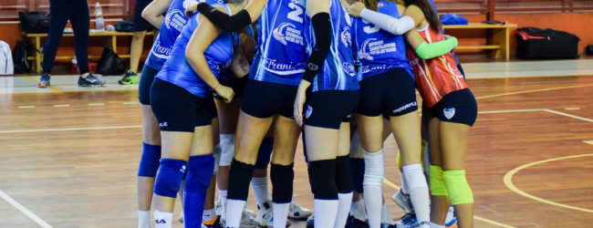 Volley – La Lavinia Group Trani fa visita alla Molinari Napoli