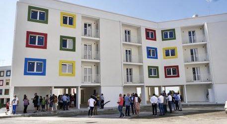 Puglia: 1.130 case popolari da costruire I dati presentati a Bari