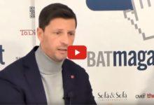 Trani – Video intervista al candidato sindaco Tommaso Laurora