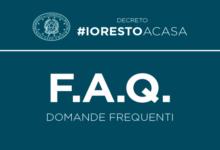 Decreto #iorestoacasa: risposte alle domande più frequenti. Sanzioni per i trasgressori