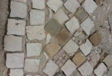 Antiquarium e parco archeologico di Canne della Battaglia, restauro dei mosaici