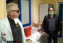 """Zeppole di San Giuseppe donate al Centro Donazione Sangue dell'ospedale """"Bonomo"""" di Andria. VIDEO"""