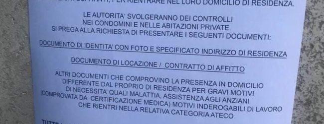 Attenzione ai falsi avvisi del Ministero dell'Interno affissi nei condomini: è una truffa