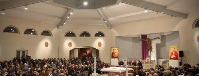Andria – XII Settimana Biblica Diocesana: oggi la seconda serata con don Alexandro Gatti. FOTO