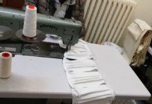 """Andria – Sartoria sociale """"La Teranga"""": mascherine cucite dai migranti per il bene della comunità. FOTO"""