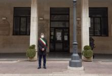 Barletta – Coronavirus, un minuto di silenzio per le vittime del contagio