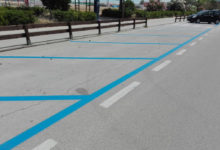 Andria – Stop al pagamento dei posteggi con strisce blu fino al 3 aprile