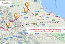 La commissione Europea promuove la mobilità sostenibile: Perchè non creare una tratta Trani – Ariano Irpino?