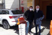 """Coronavirus, donate oltre 1000 mascherine all'ospedale """"Bonomo"""" di Andria"""
