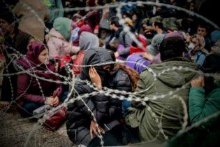 La nuova pandemia nascosta al confine tra Grecia e Turchia