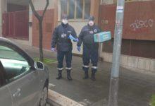 Associazione Carabinieri Andria in prima linea per i più bisognosi. FOTO