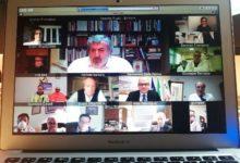 Presidente Emiliano in videoconferenza con l'ASL BT. VIDEO