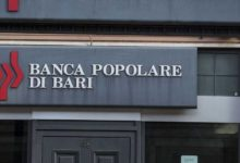 Banca Popolare di Bari, Forza Italia Puglia propone la nazionalizzazione dell'istituto