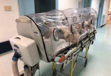 Covid-19, ospedale di Bisceglie: terminati i lavori in Chirurgia. Pronti altri 18 posti letto. FOTO e VIDEO