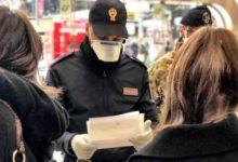 Bat – Ancora troppa gente in giro. Solo martedì elevate 76 sanzioni e 6 persone denunciate