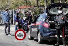Bat – Quasi 1400 cittadini controllati e 70 multati nel primo giorno di questo weekend