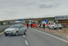 Barletta – Terribile incidente sulla s.s. 16: scende dall'auto dopo l'impatto ma viene investito e muore