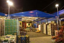 Andria – Il mercato ortofrutticolo riapre anche il sabato