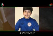 Coronavirus, il messaggio della Nuova Andria Calcio: #stattacast. Il divertente VIDEO del sodalizio andriese