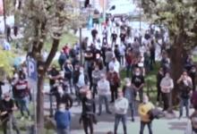 Andria – Protesta venditori ambulanti davanti a Palazzo di Città. VIDEO