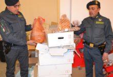 Trasportava 250 prosciutti sottovuoto rubati: nei guai cinquantenne barlettano