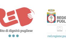 Regione Puglia – ReD, si amplia l'importo e la platea dei beneficiari
