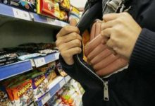 Barletta – Asportavano merce da un supermercato occultandola sotto gli indumenti: arrestati due georgiani