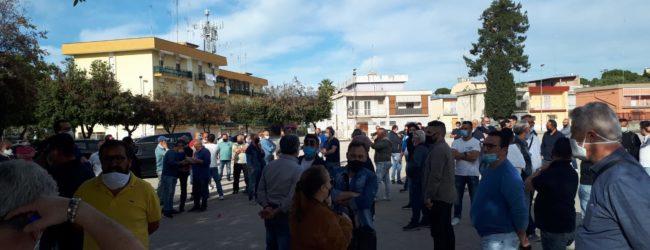 """Barletta – Oggi non dovrebbe esserci il mercato, da sabato 30 dovrebbe """"tornare tutto come prima"""". Video"""
