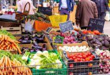 Andria – Domani riapre il mercato settimanale. Solo settore alimentare