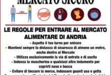 Città di Andria. Mercato Sicuro Fase 2