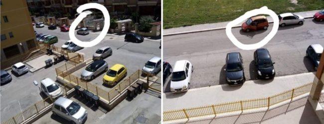 """Barletta – La segnalazione: """"Cose sporche"""" in via Quasimodo"""