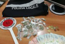 Barletta – Detenzione di droga e resistenza a pubblico ufficiale, i vigili arrestano un 23enne