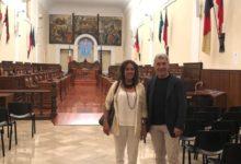 L'Ambasciatore colombiano ad Andria per esplorare opportunità commerciali nella regione Puglia. FOTO