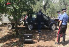 Ruba la vettura di un agricoltore di Bisceglie, poi gli estorce denaro per la restituzione. Arrestato 44enne andriese