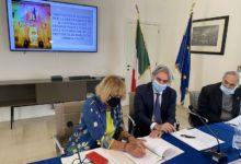 """Barletta – Protocollo d'intesa per prevenire e contrastare l'usura e l'estorsione, Porzio : """"Lo Stato c'è"""""""