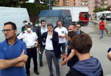 Barletta – Sopralluogo dell'amministrazione al mercato settimanale, martedì è previsto un incontro con gli ambulanti